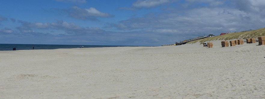 Traumstrand Sylt